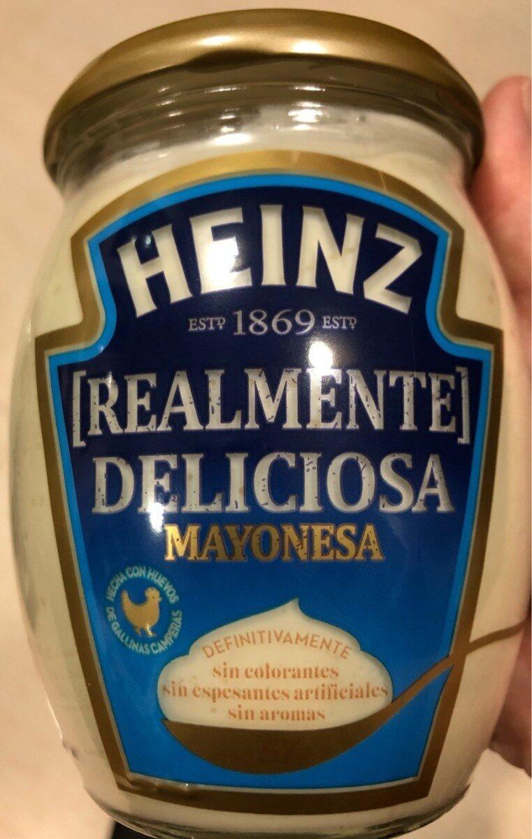 Mayonesa con huevo de gallinas camperas - Producte - es