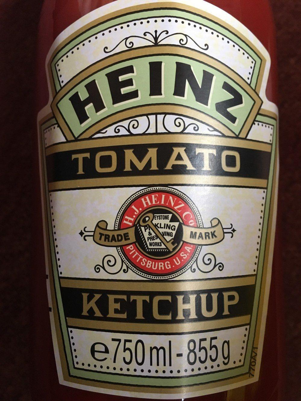 Tomato Ketchup - Produit - fr