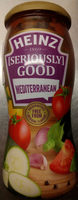 Heinz [SERIOUSLY] GOOD Mediterranean - Product
