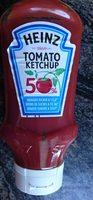 Ketchup 50% Moins de Sucre et de Sel - Produit - fr
