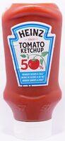 Tomato Ketchup 50% moins de sucres & de sel - Prodotto - fr