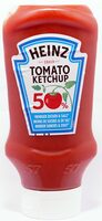 Tomato Ketchup -50% sucres & sel - Product - fr