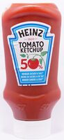 Tomato Ketchup -50% sucres & sel - Product - nl