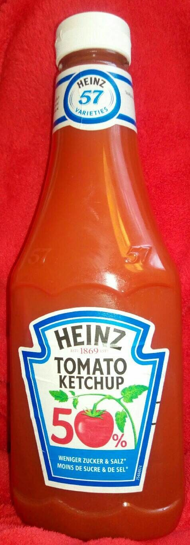 Tomatoketchup 50% - Product
