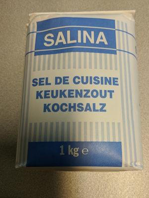 Sel de cuisine - Product - fr