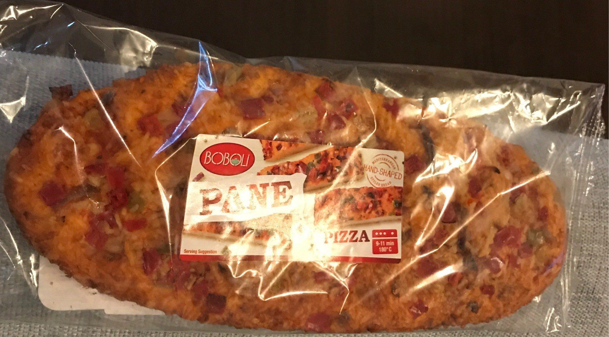 Pain Pizza - Produit - fr