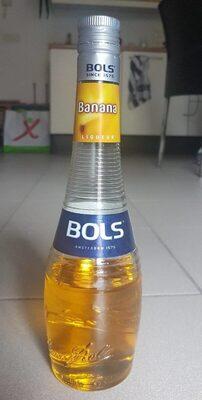 Liqueur banane - Product - fr