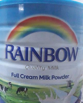 Rainbow Full Cream Milk Powder - Product - en