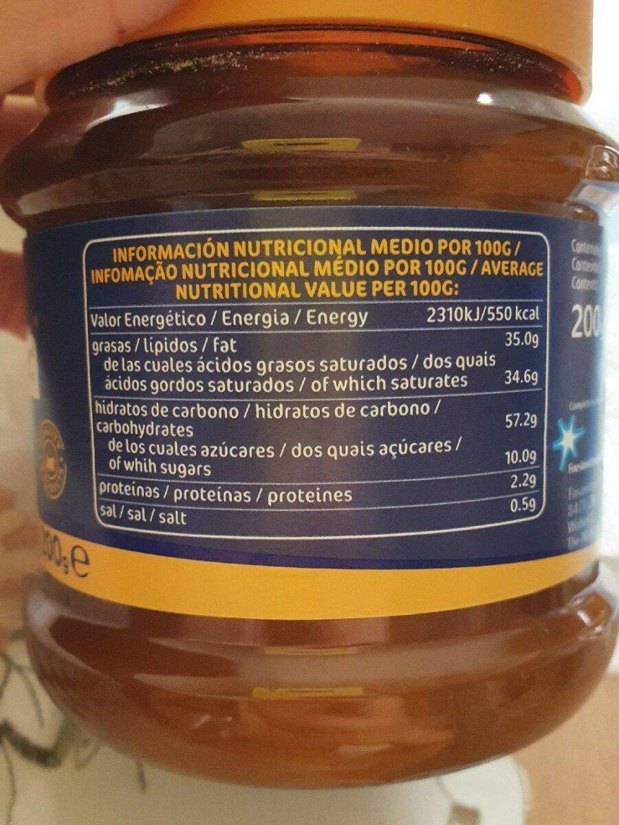Coffee Whitener - Información nutricional - es