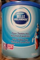 Belle hollandaise - Product - en