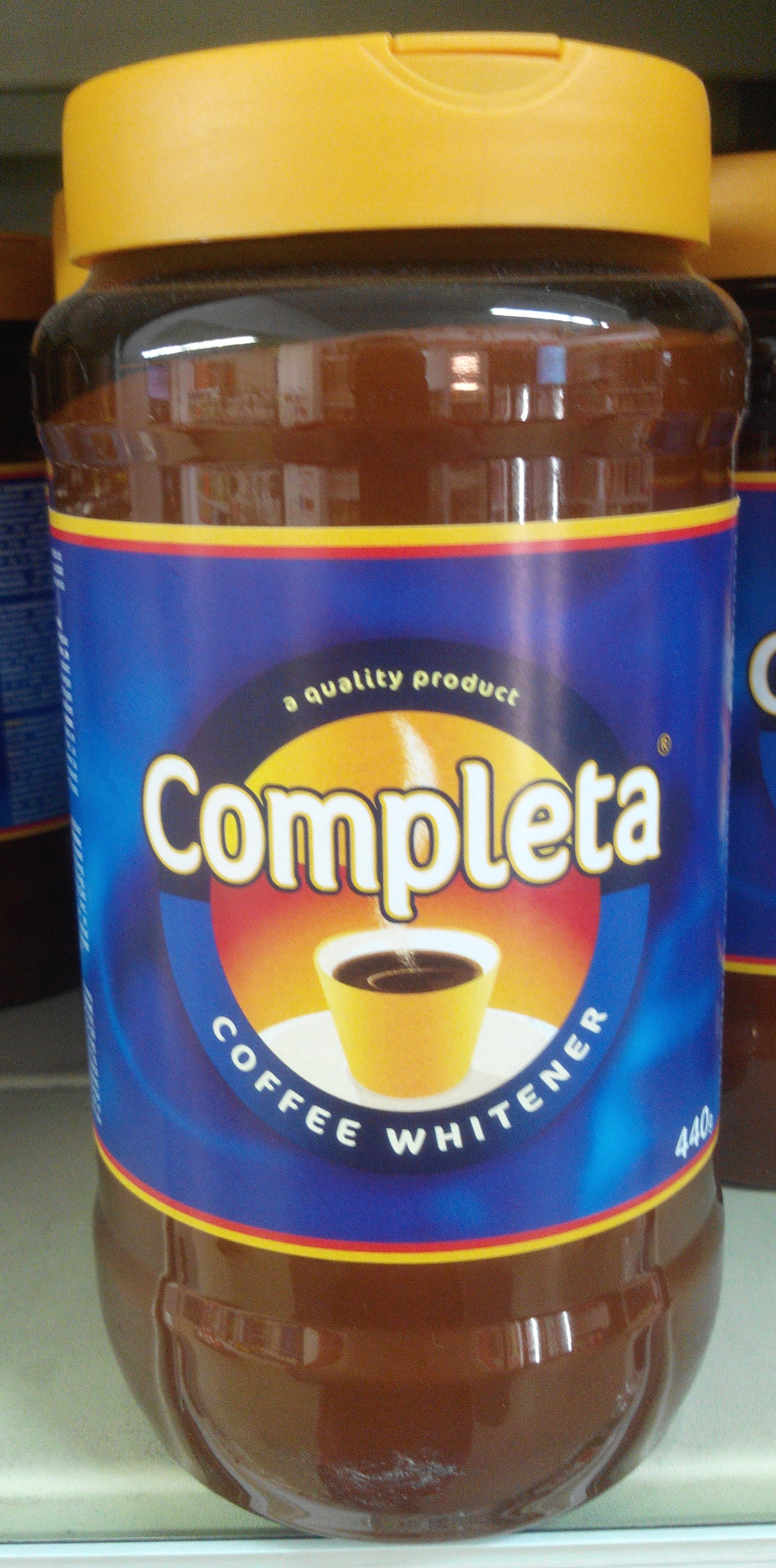 Coffee Whitener - Product