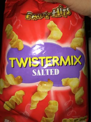 Twisted Mix Salé - Product
