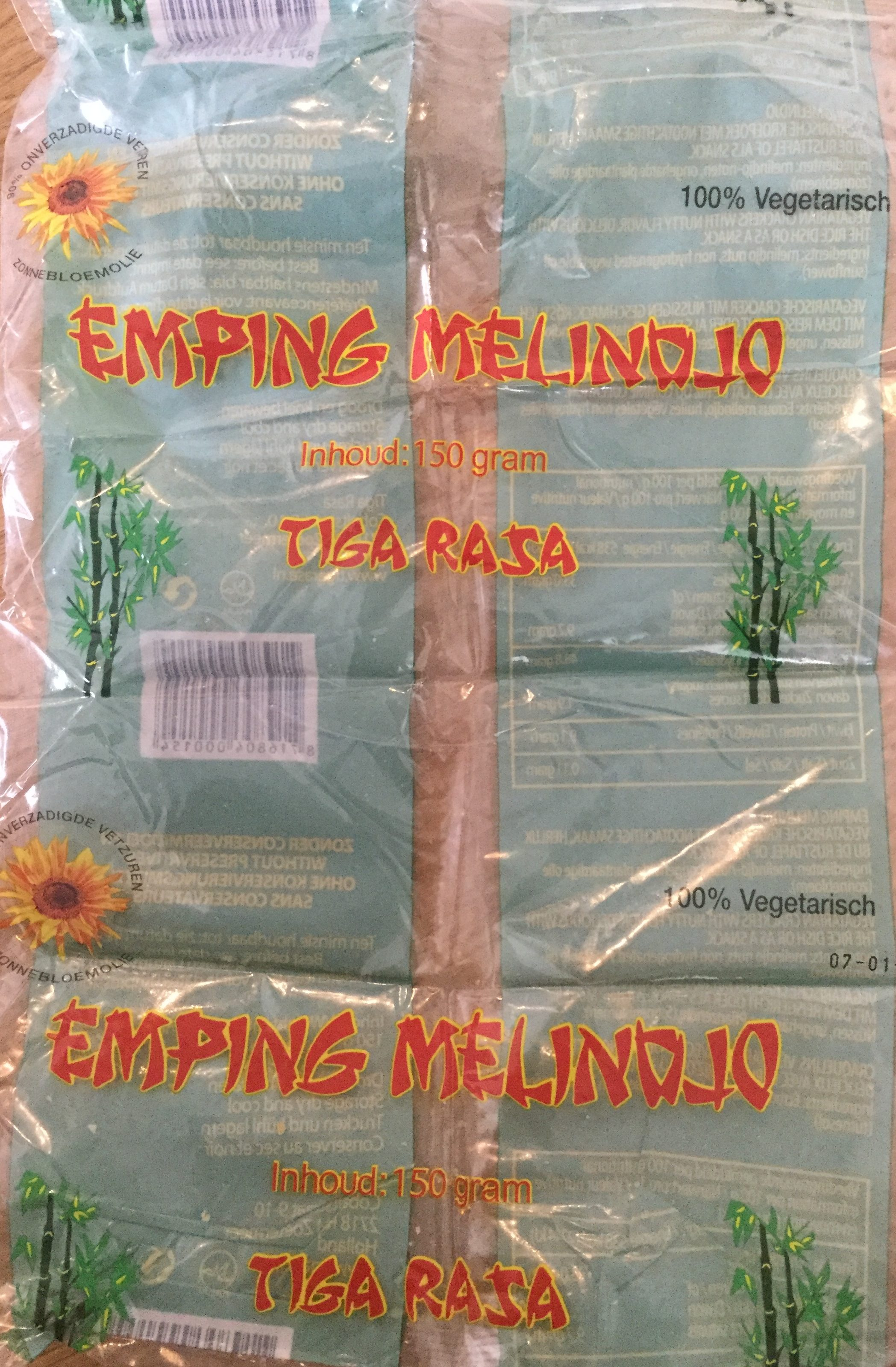 Emping Melindjo - Product - nl