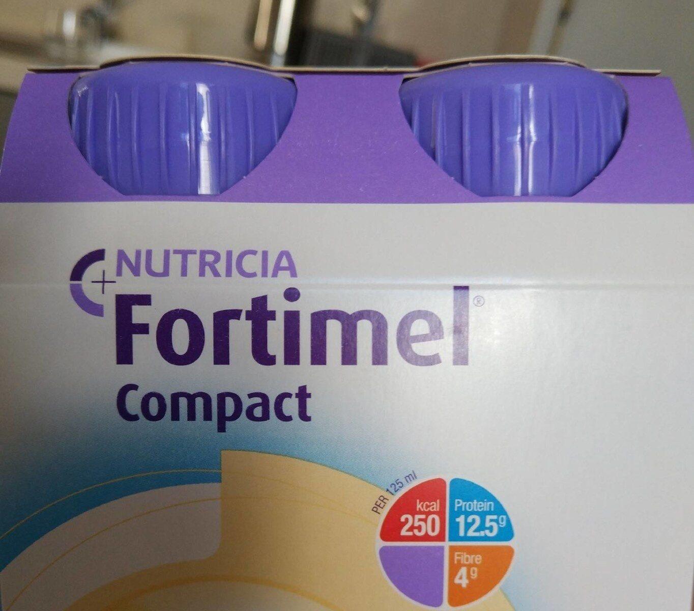 Fortimel compact - Produit - es