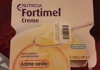 Fortimel vanille - Produit