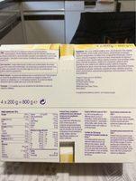 Fortimel Creme hyperproteine - Informations nutritionnelles - fr