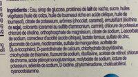 Fortimel extra 2kcal choco caramel - Ingrédients - fr