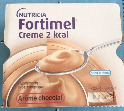 Fortimel creme 2 kcal - Produit - fr