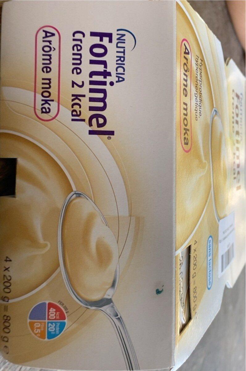 Fortimel Creme 2Kcal Moka - Produit - fr