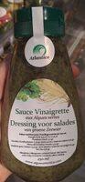 Saice vinaigrette aux algues vertes - Product