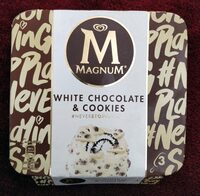 White Chocolate & Cookies - Product