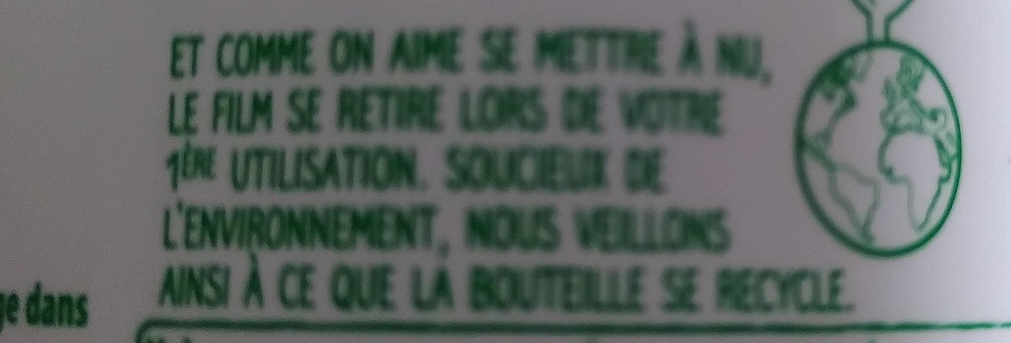 Knorr Soupe Bouteille Champignons & Pointe de Persillade - Instrucciones de reciclaje y/o información de embalaje - fr