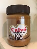Calvé Pindakaas 100% pinda's - Product