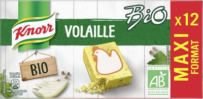 Knorr Bouillon Cubes Poules Maxi Format 12 Cubes - Product - fr