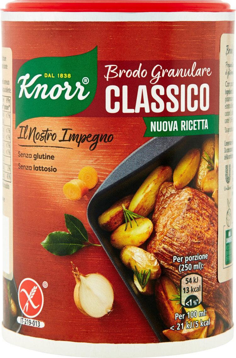 Brodo granulare classico - Produit - fr