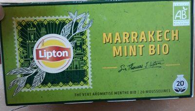 Marrakech Mint Bio - Produit - fr