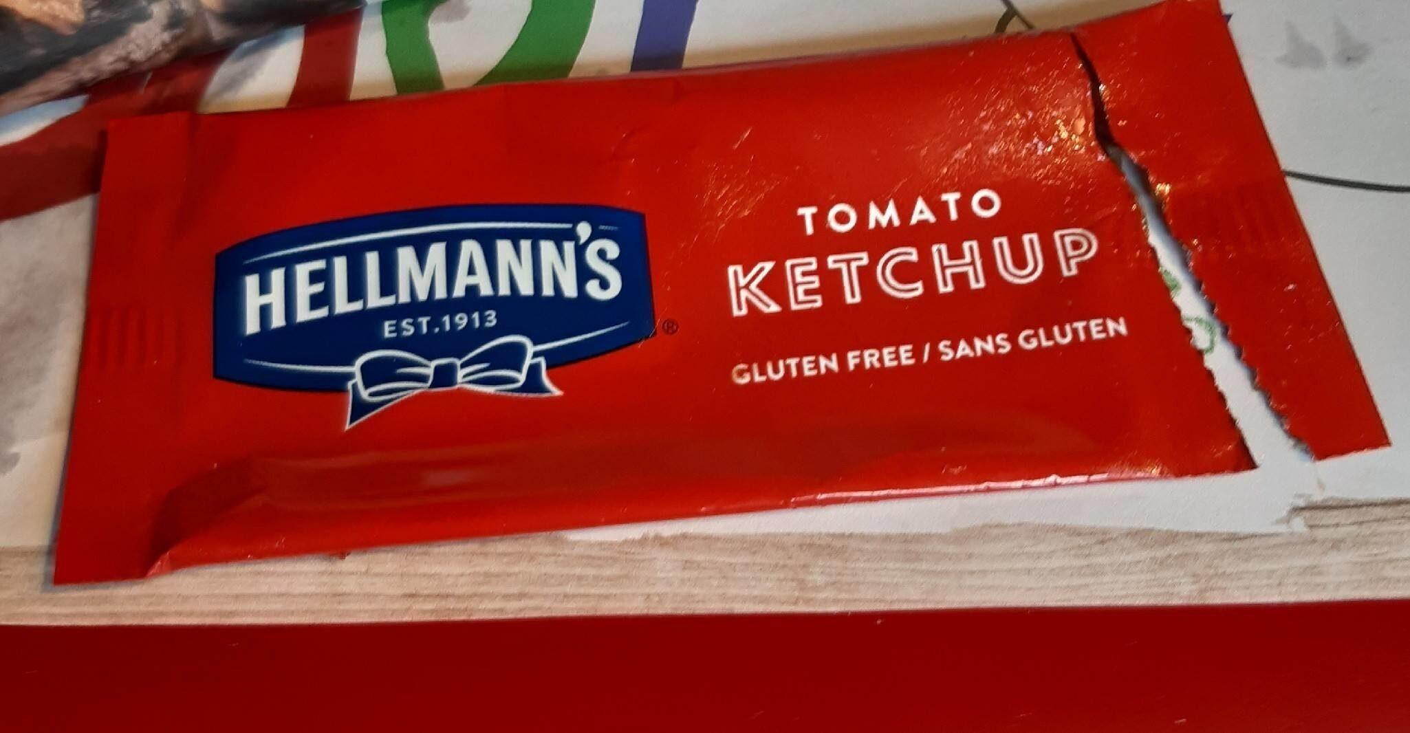 Ketchup - Valori nutrizionali - fr