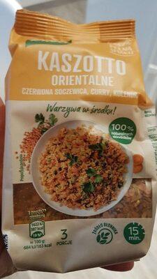 Lentilles rouge au curry - Produkt - pl