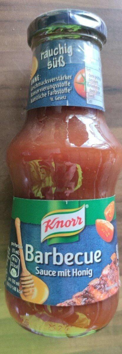 Barbecue Sauce mit Honig - Product - de