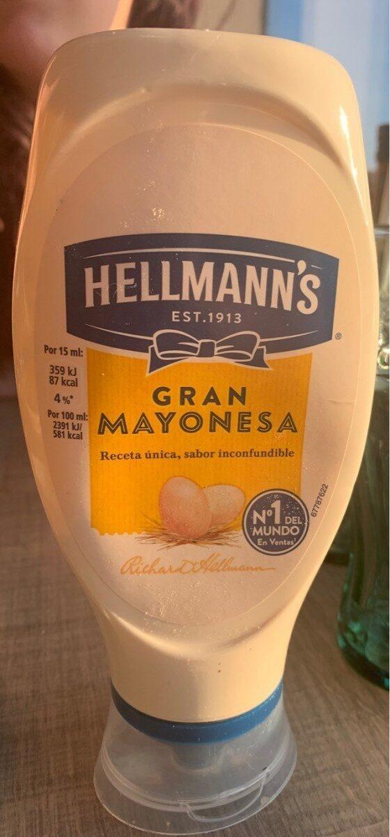 Gran mayonesa - Product - en