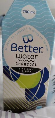 Better Water Charcoal - Product - fr