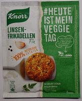 Linsen-Frikadellen - Product