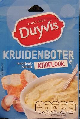 Provencale Kruidenboter Knoflook - Product - nl