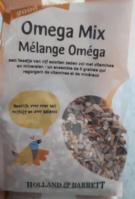 Omega mix - Product - fr