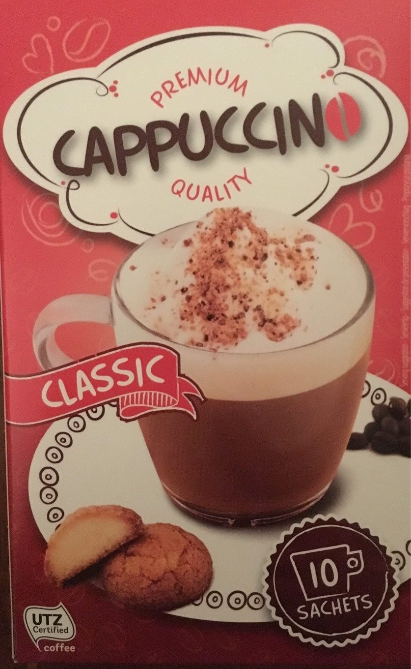 Cappucino Classic - Product - fr