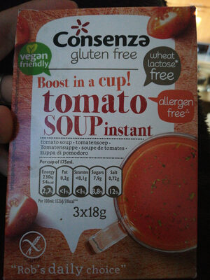 Tomato soup instant - Product