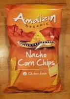 CHIPS MAIS NACHO - Product - fr