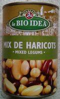 Mix de haricots - Product - fr