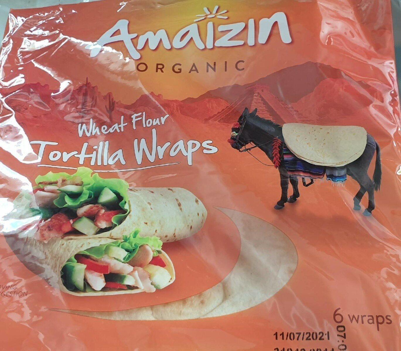 Wheat Flour Tortilla Wraps - Prodotto - fr