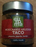Mexicaanse Tacokruiden - Product - nl