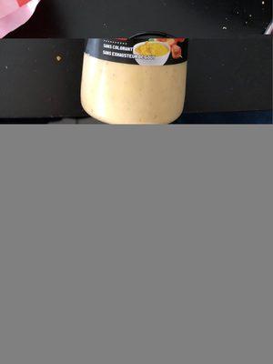 Sauce Yaourt Curry - Produit
