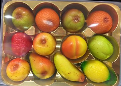 Marzipan Fruits - Product