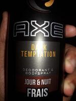 Axe Dark Temptation - Product