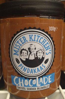 Pindakaas Met Chocolade - Product