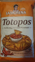 Totopos Tortilla Chips - Product - nl