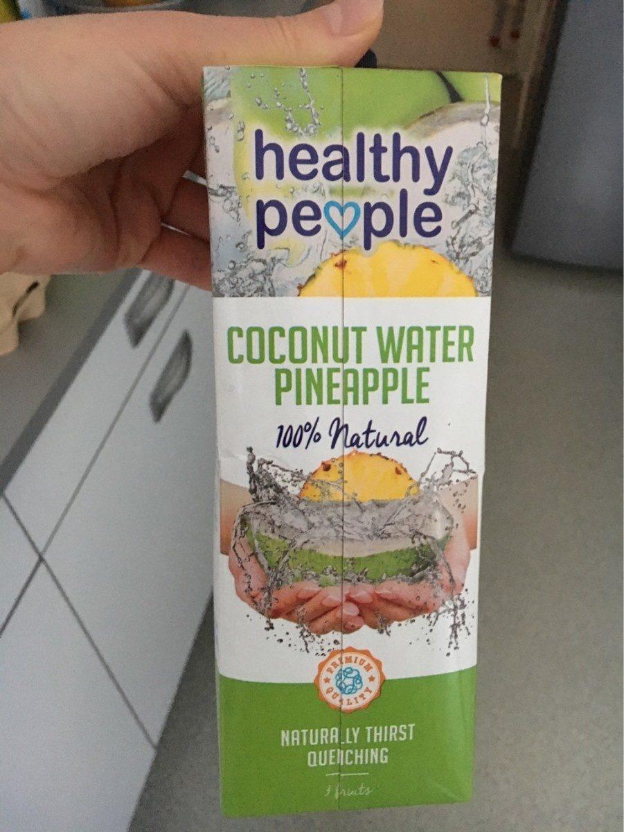 Eau de coco et ananas - Produkt - fr